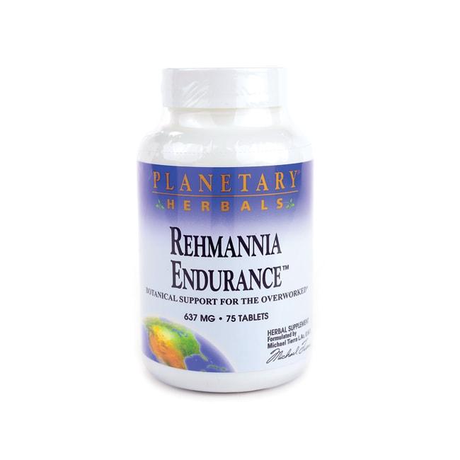 Planetary HerbalsRehmannia Endurance