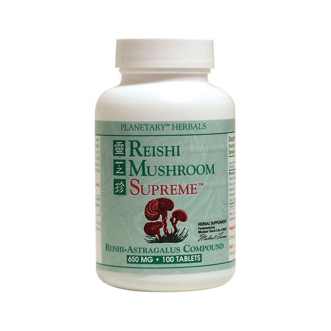 Planetary Herbals Reishi Mushroom Supreme