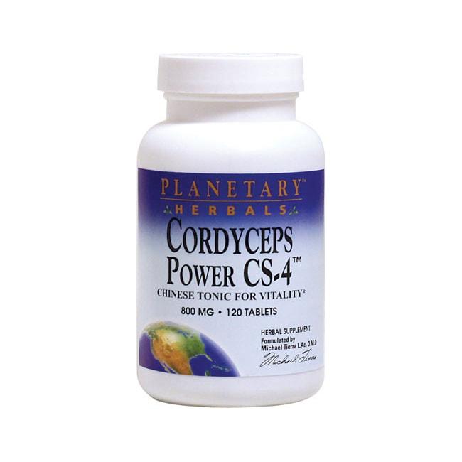 Planetary Herbals Cordyceps Power CS-4
