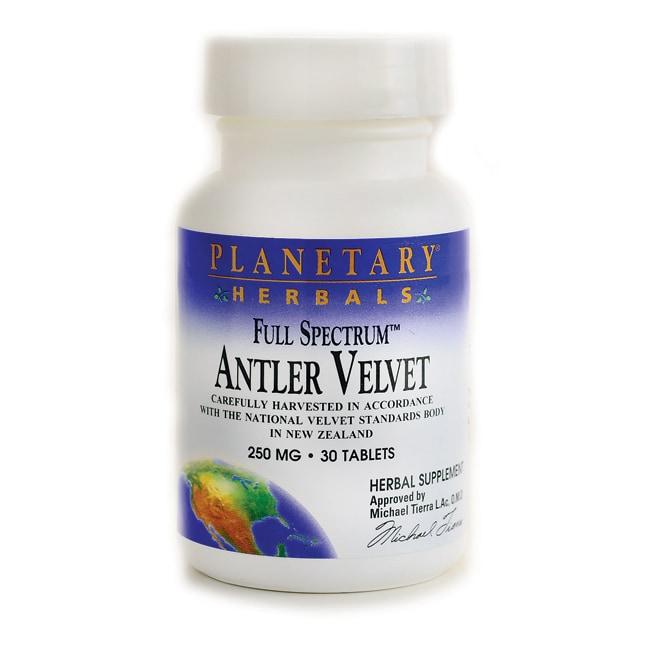Planetary HerbalsFull Spectrum Antler Velvet