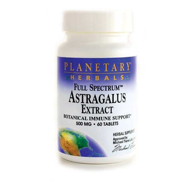 Planetary HerbalsFull Spectrum Astragalus Extract