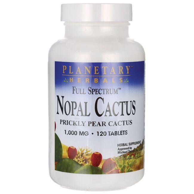 Planetary HerbalsFull Spectrum Nopal Cactus