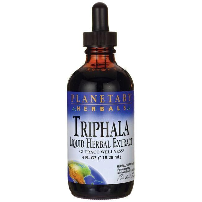 Planetary Herbals Triphala Liquid Herbal Extract