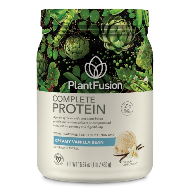 PlantFusion Multi Source Plant Protein Vanilla Bean