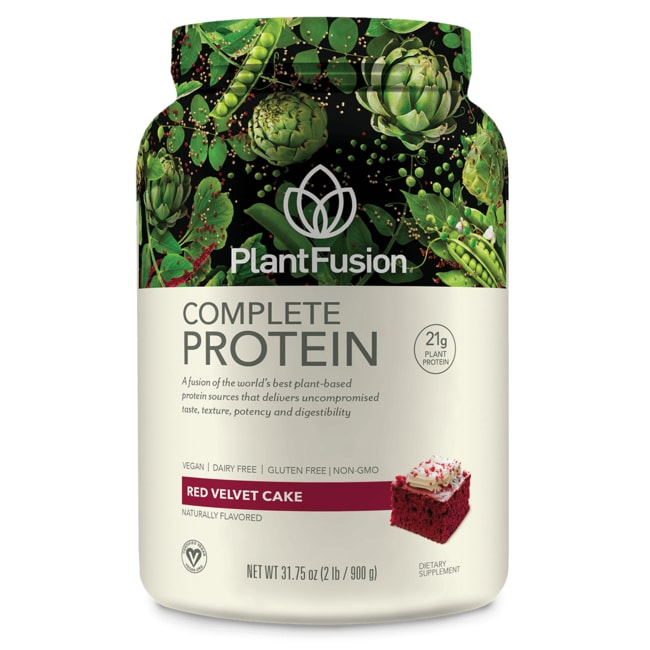 PlantFusion Multi Source Plant Protein Chocolate Raspberry