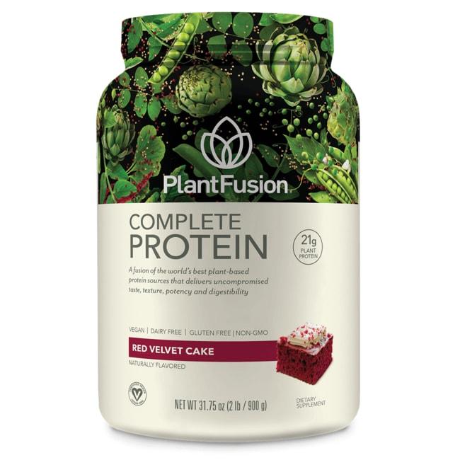 PlantFusionComplete Plant Protein - Chocolate Raspberry