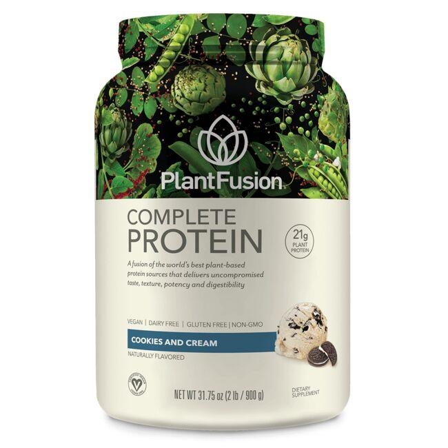 PlantFusion Complete Protein - Cookies and Cream