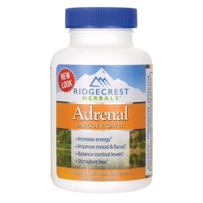 Ridgecrest Herbals Adrenal Fatigue Fighter
