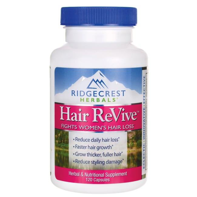Ridgecrest Herbals Reconstrucción del cabello