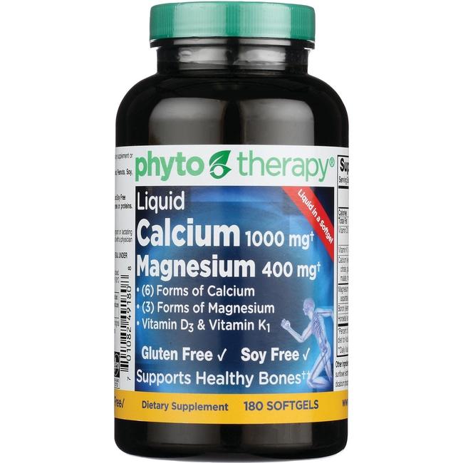 Phyto TherapyLiquid Calcium with Magnesium