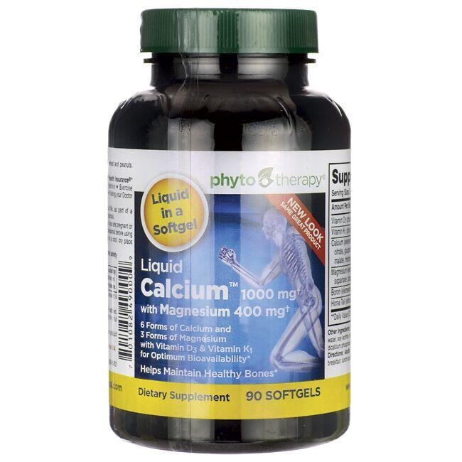 Phyto Therapy Liquid Calcium with Magnesium