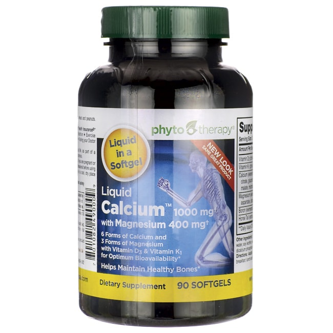 Phyto TherapyLiquid Calcium with Magnesium