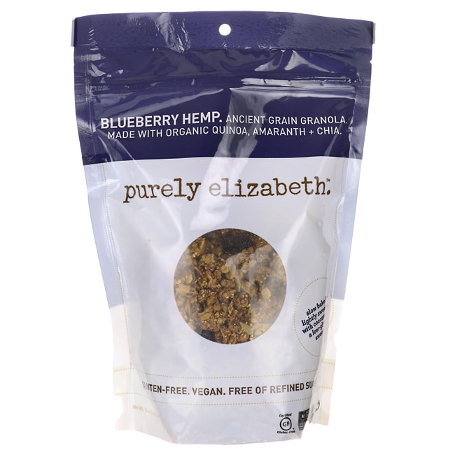 Purely ElizabethAncient Grain Granola - Blueberry Hemp