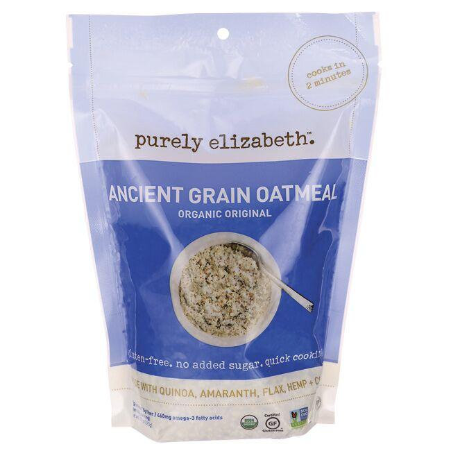 Purely Elizabeth Ancient Grain Oatmeal - Organic Original