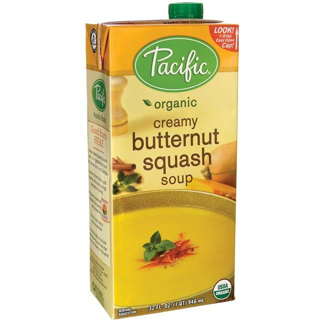 Pacific Natural FoodsOrganic Creamy Butternut Squash Soup