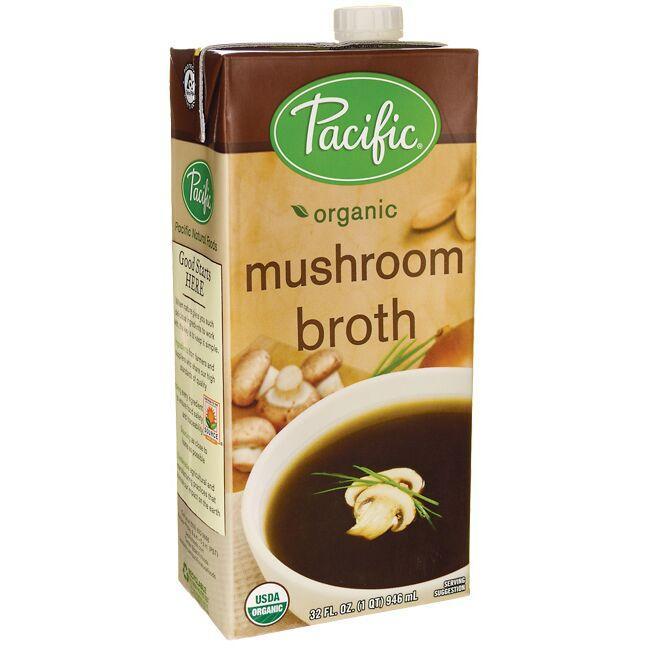 Pacific Natural FoodsOrganic Mushroom Broth