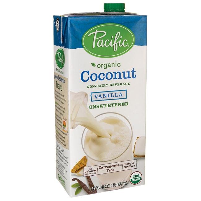 Pacific Natural FoodsOrganic Coconut Non-Dairy Beverage - Unsweetened Vanilla