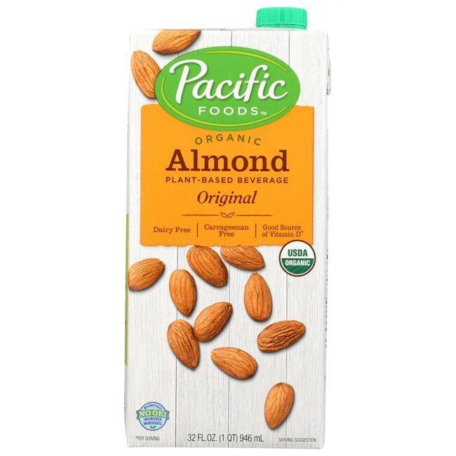 Pacific Natural FoodsOrganic Almond Non-Dairy Beverage - Original