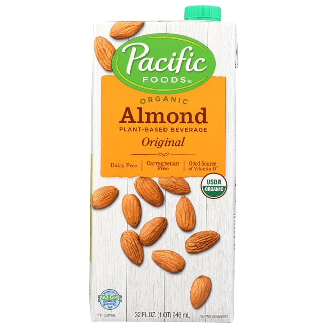 Pacific Natural FoodsOrganic Almond Non-Dairy Beverage - Original