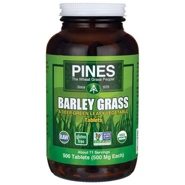 Pines InternationalBarley Grass