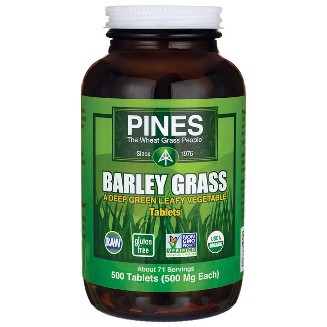 Pines InternationalBarley Grass
