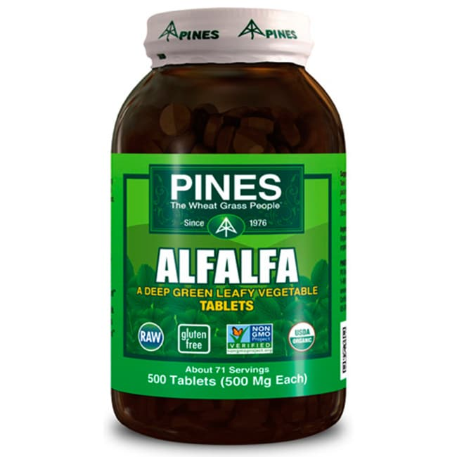 Pines InternationalAlfalfa