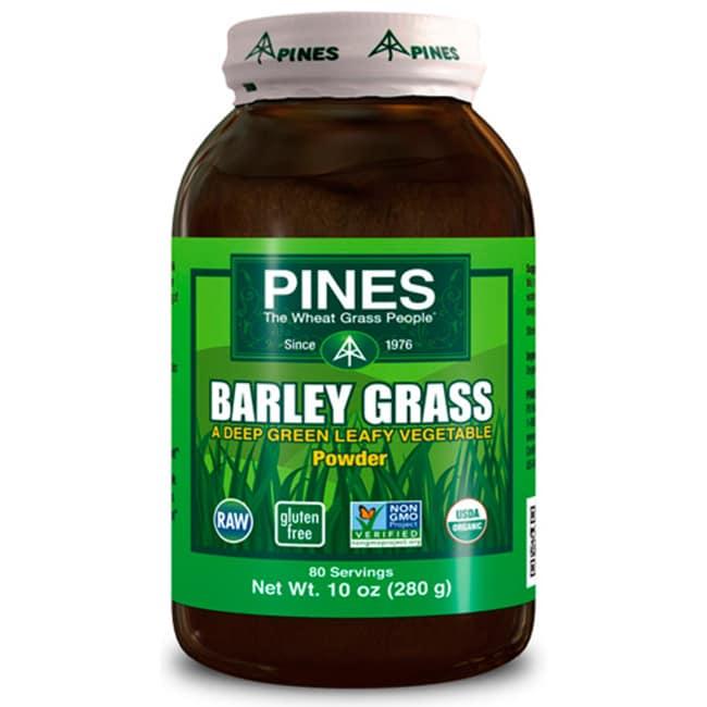 Pines InternationalBarley Grass Powder