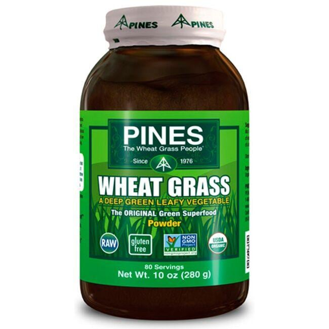 Pines International Wheat Grass Powder