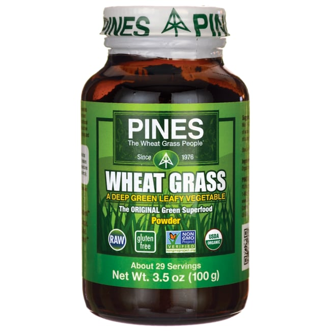 Pines InternationalWheat Grass Powder