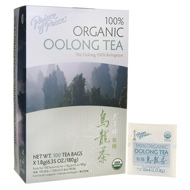 Prince of PeaceOrganic Oolong Tea