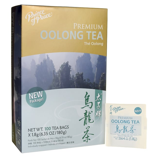 Prince of PeacePremium Oolong Tea