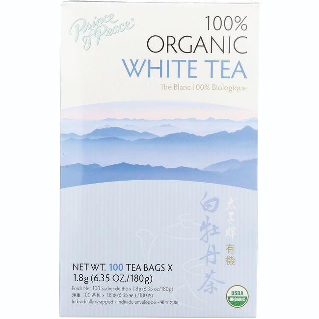 Prince of Peace100% Organic White Tea