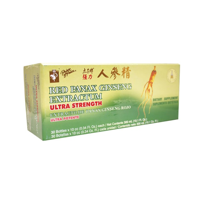 Prince of Peace Red Panax Ginseng Extractum