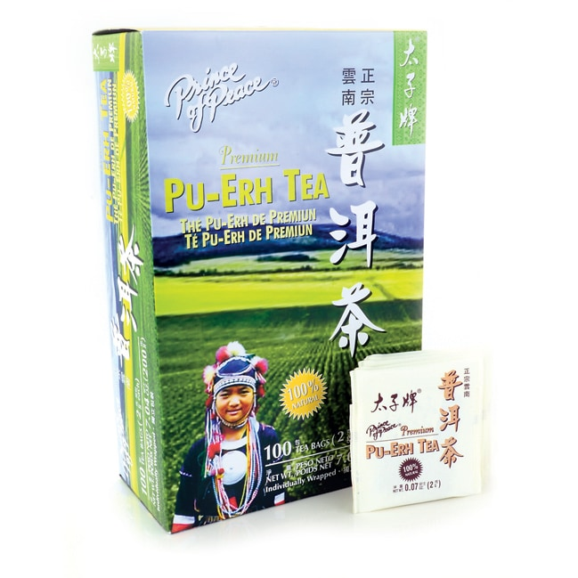Prince of PeacePremium Pu-Erh Tea