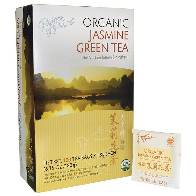 Prince of PeaceOrganic Jasmine Green Tea