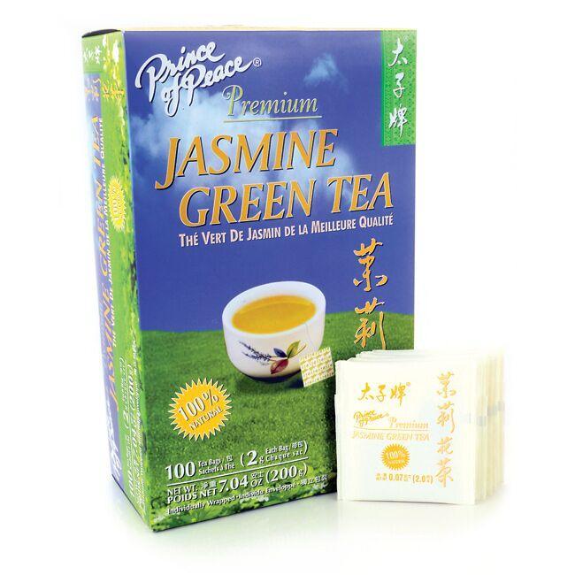 Prince of PeacePremium Jasmine Green Tea