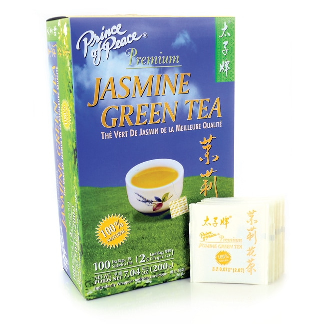 Prince of PeacePremium Jasmine Green Tea