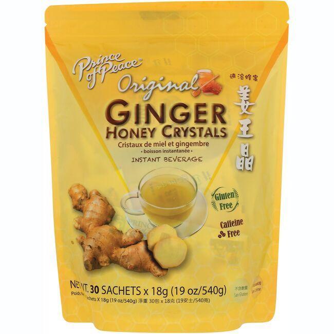 Prince of PeaceGinger Honey Crystals