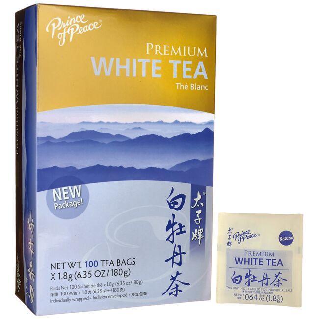 Prince of PeacePremium White Tea