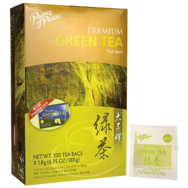 Prince of PeacePremium Green Tea