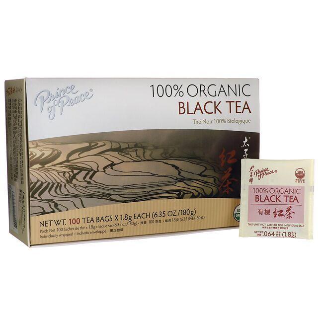 Prince of Peace100% Organic Black Tea