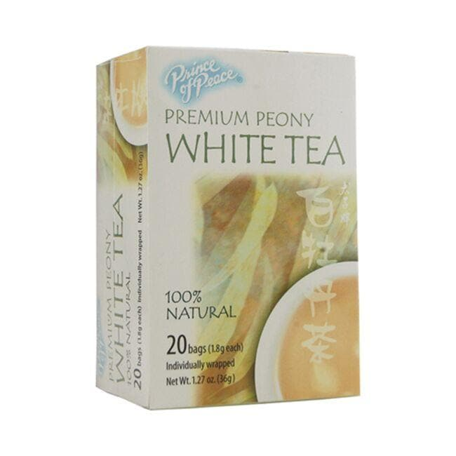 Prince of PeacePremium White Tea the Blanc