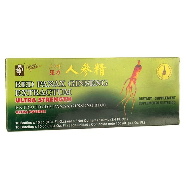 Prince of PeaceRed Panax Ginseng Extractum Ultra Strength