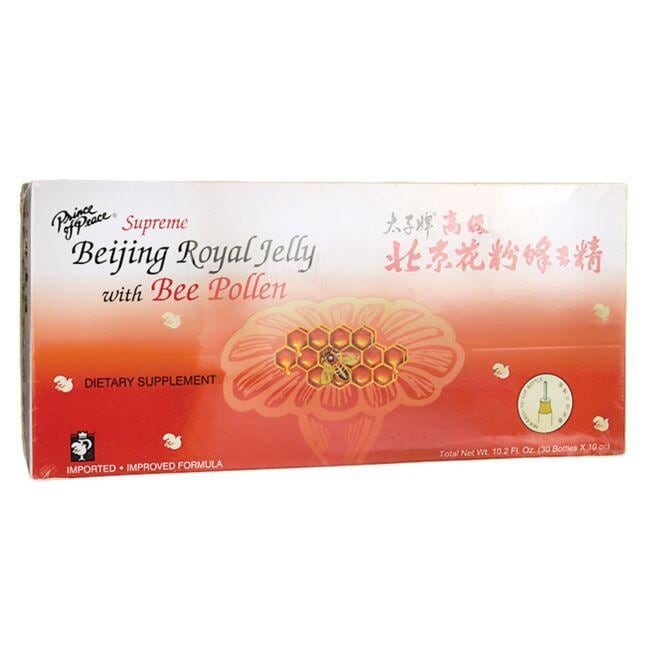 Prince of Peace Beijing Royal Jelly with Bee Pollen