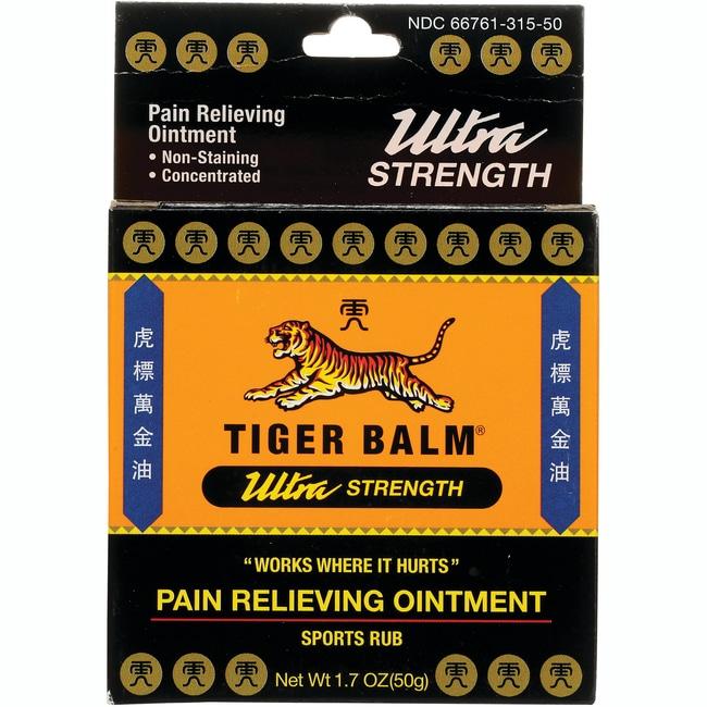 Tiger Balm Sports Rub - Ultra Strength
