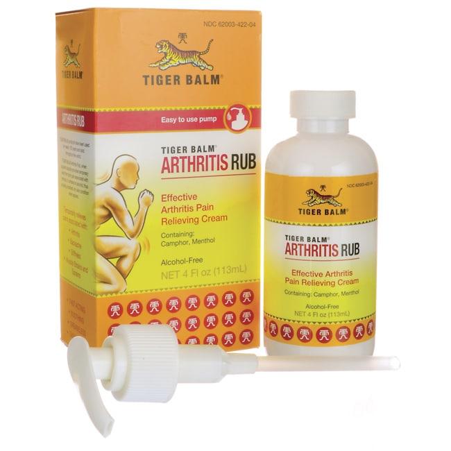 Tiger Balm Arthritis Rub