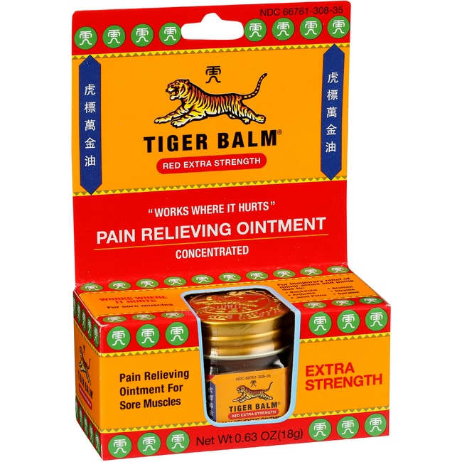 Tiger BalmConcentrated - Red Extra Strength
