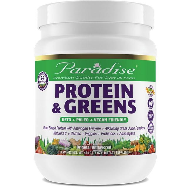 Paradise HerbsOrac-Energy Protein & Greens