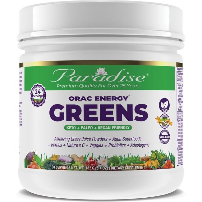 Paradise HerbsORAC-Energy Greens
