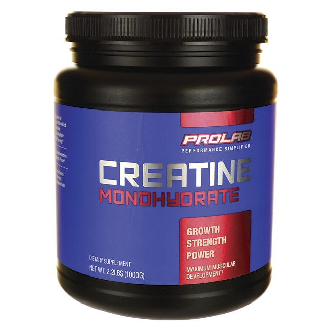 Prolab Nutrition Creatine Monohydrate 2.2 lbs Pwdr